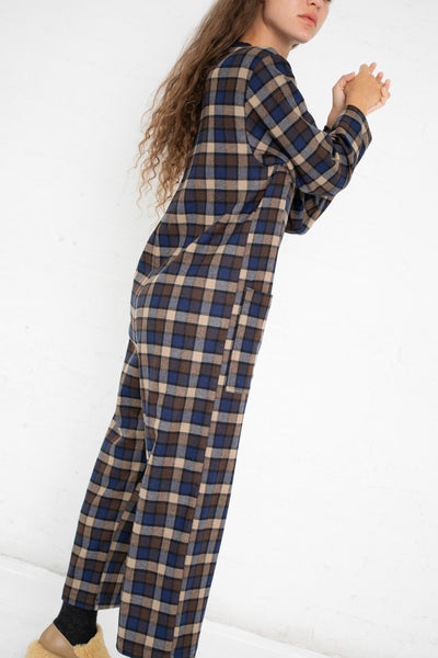 AVN Plaid Jumpsuit in Plaid | Oroboro Store | New York, NY