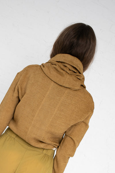 Nehera Tibava Top in Walnut  | Oroboro Store | New York, NY