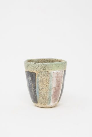Shino Takeda Cup in Pastel Stripe II