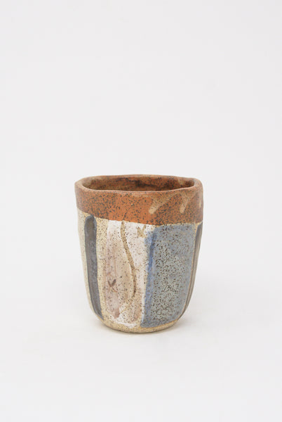 Shino Takeda Cup in Pastel Stripe I