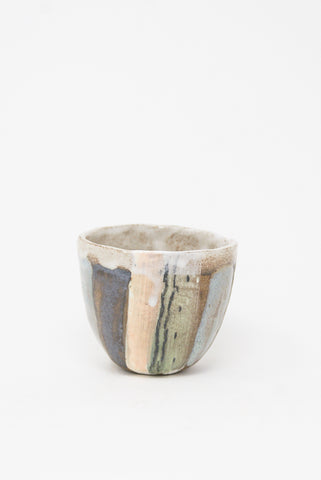 Shino Takeda Cup in Pastel Stripes IV