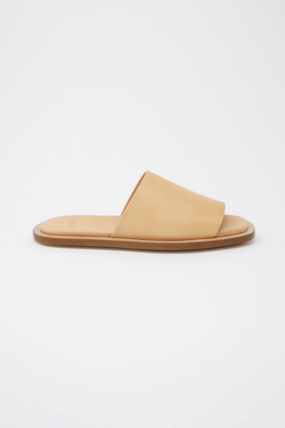 Building Block Issei Slide in Veg Tan side view