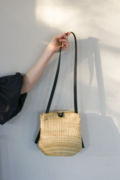 Inès Bressand Pleated Shoulder Bag N.23