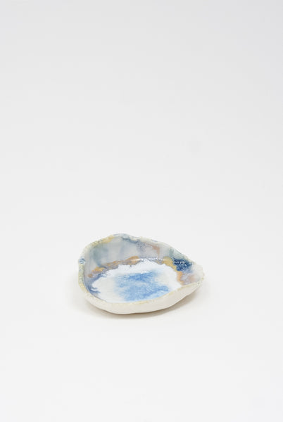 Minh Singer Mini Iceland Dish in Pink & Blue II
