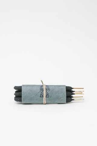 Incausa Half-Dozen Incense Bundle in White Sage