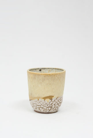 Raina Lee Tea Cup in Lilac front view