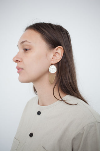 HannahK Small Harvest Earring | Oroboro Store | Brooklyn, New York