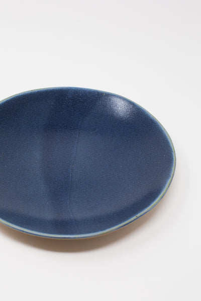 Mt. Washington Dinner Bowl in Blue | Oroboro Store | New York, NY