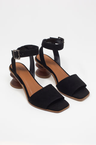 Rejina Pyo Sonia Heel in Black | Oroboro Store | New York, NY