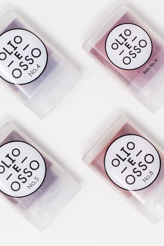 Olio E Osso Balm in No. 4 Berry | Oroboro Store | New York, NY