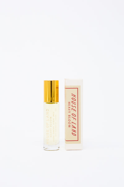 House of Land Roll On Perfume Oil in Heavy Bloom | Oroboro Store | New York, NY