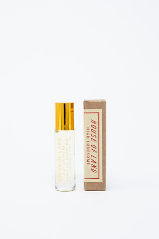 House of Land Roll On Perfume Oil in High Lonesome | Oroboro Store | New York, NY