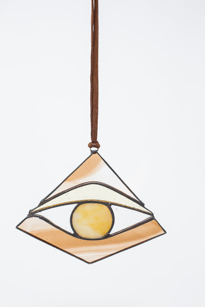 Colin Adrian Stained Glass Third Eye | Oroboro Store | New York, NY