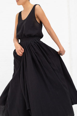 Samuji Kiona Skirt in Black | Oroboro Store | New York, NY