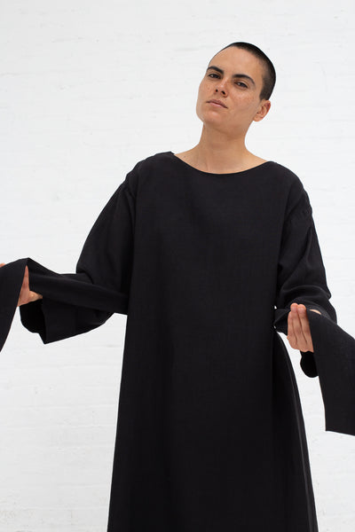 Samuji Lucius Dress in Black | Oroboro Store | New York, NY