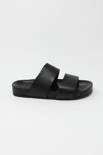 FEIT Sandal in Black | Oroboro Store | New York, NY