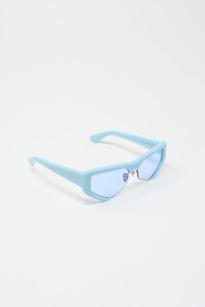 Rejina Pyo Sunglasses in Light Blue | Oroboro Store | New York, NY