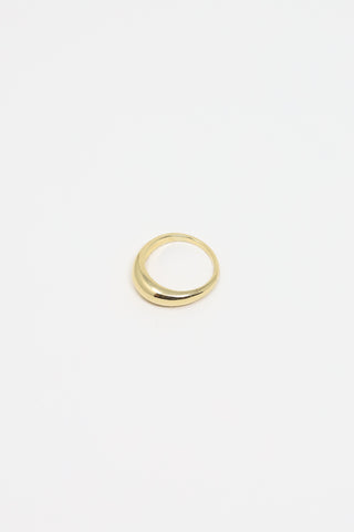 J Hannah Form Ring  in Gold | Oroboro Store | New York, NY