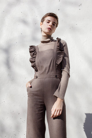 Ulla Johnson Agata Jumpsuit | Oroboro Store | Brooklyn, New York