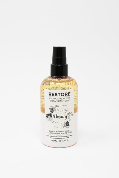 Bronty Hydrating Active Botanical Tonic in Restore | Oroboro Store | New York, NY