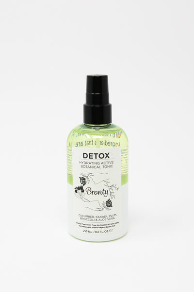 Bronty Hydrating Active Botanical Tonic in Detox | Oroboro Store | New York, NY