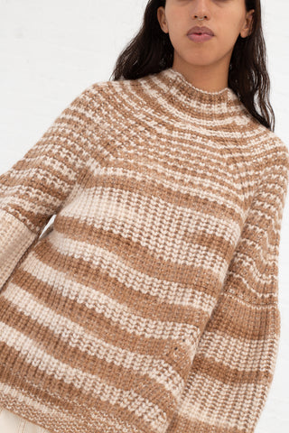 Ulla Johnson Lucille Pullover in Space Dyed | Oroboro Store | New York, NY