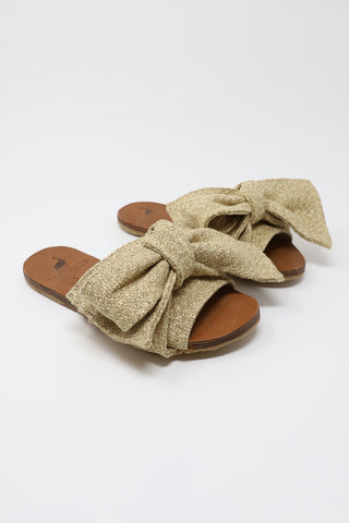 Brother Vellies Burkina Slide in Natural Jute | Oroboro Store | New York, NY