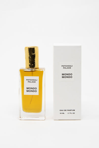 Mondo Mondo 50 mL Eau de Parfum in Patchouli Palace | Oroboro Store | New York, NY