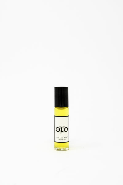 OLO Fragrance in Cedar & Rose | Oroboro Store | New York, NY