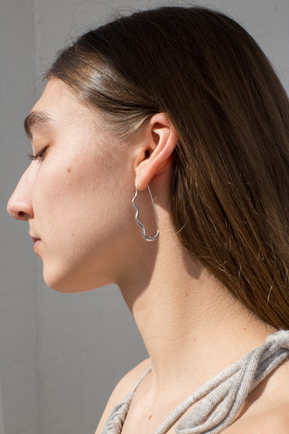 Quarry Adi Earring in Silver
