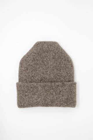 Lauren Manoogian Carpenter Hat in Mushroom | Oroboro Store | New York, NY