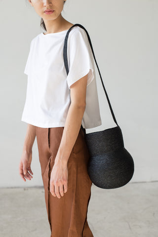 Samuji Vasella Bag in Black | Oroboro Store | New York, NY