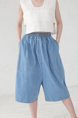 69 Duck Pants in Medium Light Wash | Oroboro Store | New York, NY