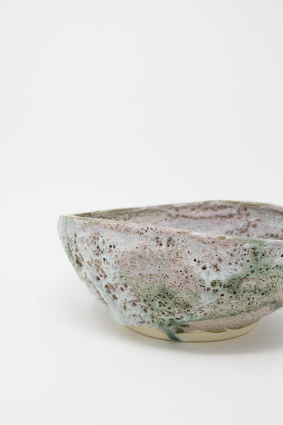 Raina Lee Large Pour Bowl in Sky Garden | Oroboro Store | New York, NY