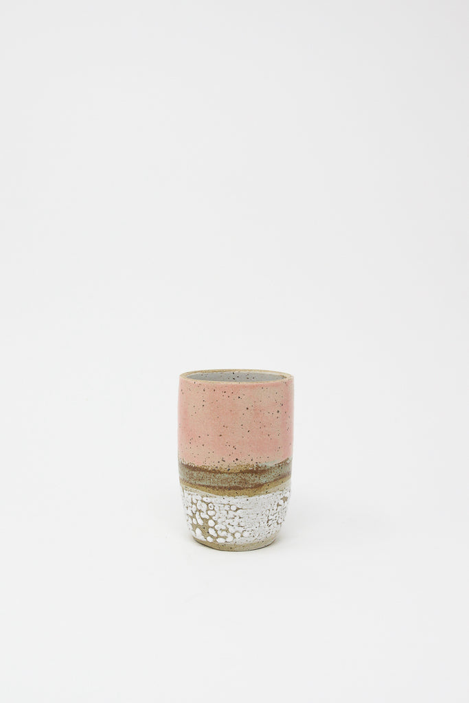 Raina Lee Sunset Cup in Pink/White | Oroboro Store | New York, NY
