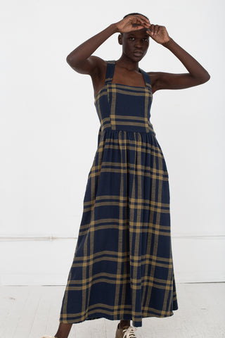 Ace & Jig Willa Dress in Parker Front View | Oroboro Store | New York, NY