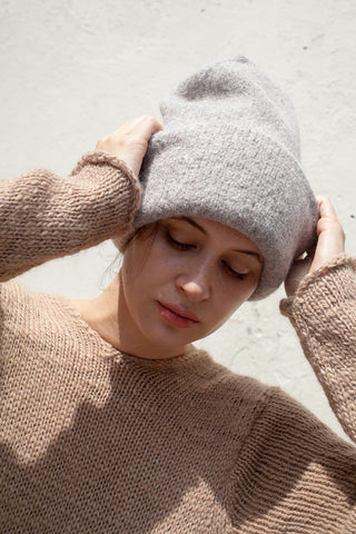 Lauren Manoogian Carpenter Hat in Roan | Oroboro Store | New York, NY