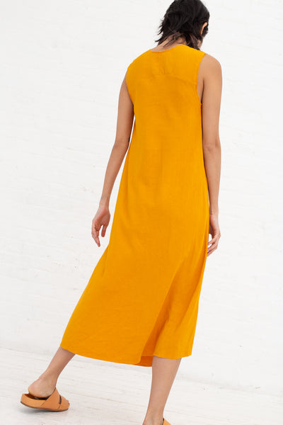 Shaina Mote Rive Dress in Mandarin | Oroboro Store | New York, NY