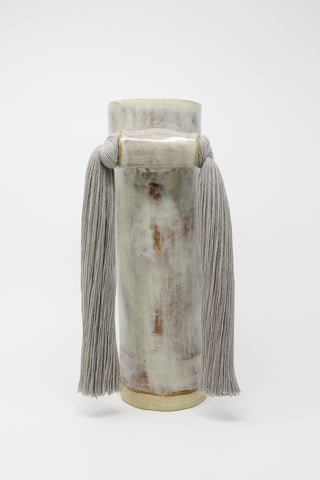 Karen Tinney Vase #531 in Gray, Oroboro Store, New York, NY