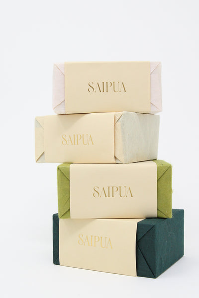 SAIPUA soap multiple stack view