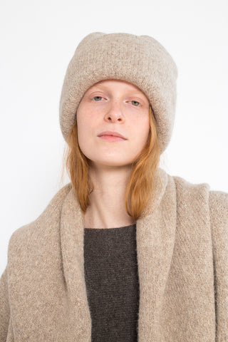 Lauren Manoogian Carpenter Hat in Oatmeal | Oroboro Store | New York, NY
