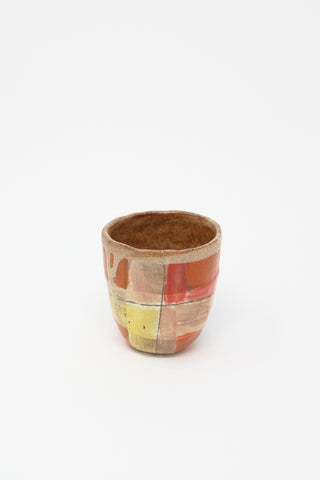 Shino Takeda Cup in Orange, Peach and Yellow , Oroboro Store , New York, NY