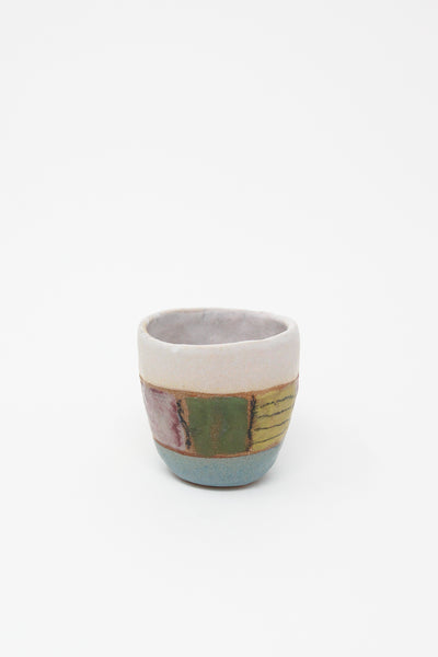 Shino Takeda Cup in White , Oroboro Store , New York, NY