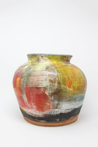Shino Takeda Large Vase in Hot NYC , Oroboro Store , New York, NY
