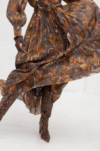 Ulla Johnson Constantine Dress in Amber | Oroboro Store | New York, NY