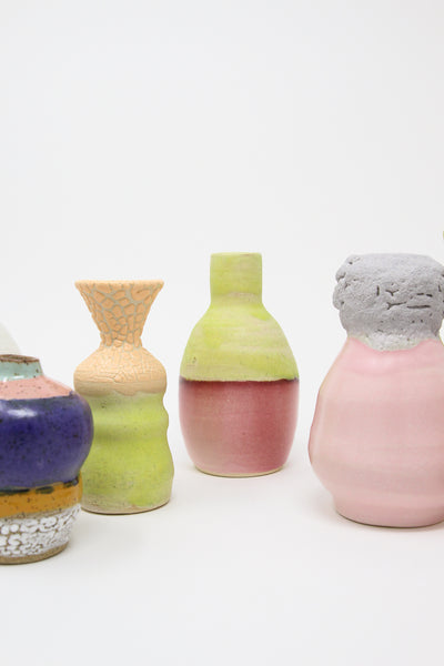 Raina Lee ceramics group view