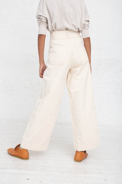 As Ever Willow Pant in Natural back view