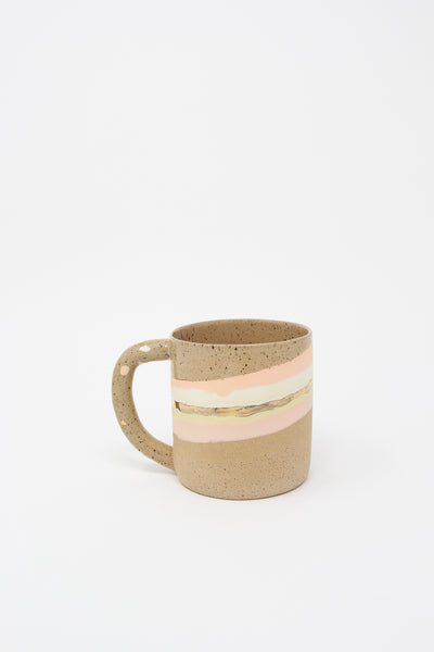 Ola Mug in Warm Pastel