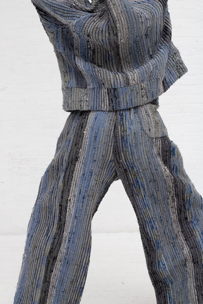 Marrakshi Life Palazzo Pants in Rag Blue | Oroboro Store | New York, NY