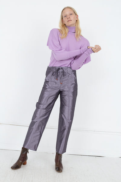 Veronique Leroy Pants in 56 Lila | Oroboro Store | New York, NY